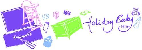 Logo Holiday Baby Hire
