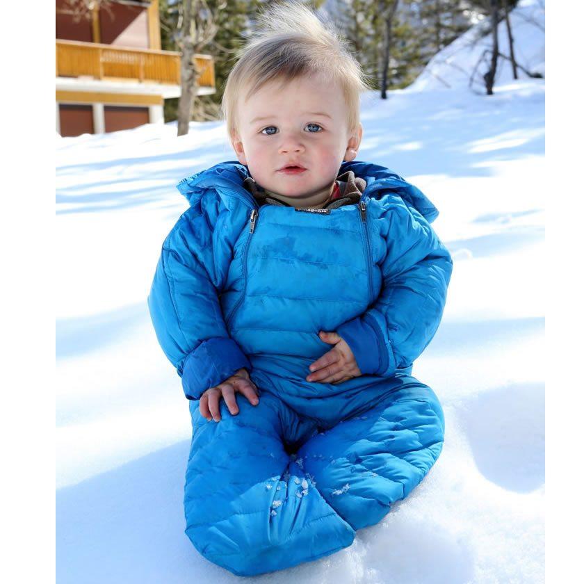 7a93f5bad Down Snow Suit