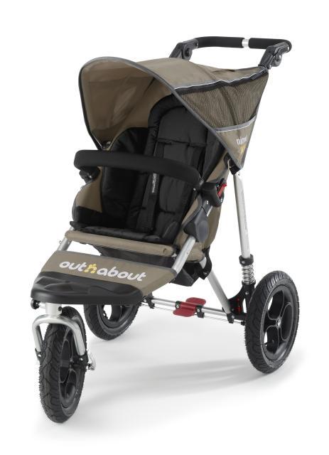 e8e95adda 3 Wheel Single Push Chair